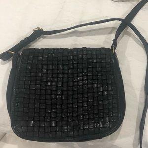 Valentina leather crossbody, great condition